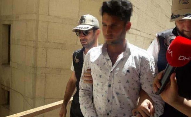 Sokak röportajında 'kafa keseceğim' diyen Suriyeli adliyede