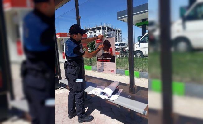 Afşin polisi vatandaşları dolandırıcılara karşı uyardı