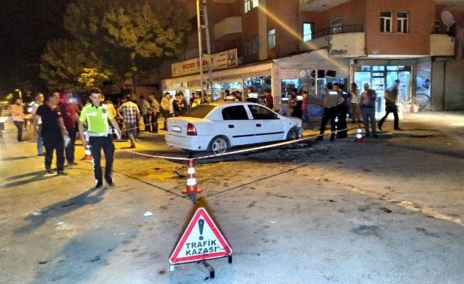 Elbistan'da 2 ayrı trafik kazası: 2'si çocuk 5 yaralı