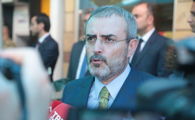 AK Parti Genel Başkan Yardımcısı Mahir Ünal: Ortak canlı yayın, bayramdan sonra
