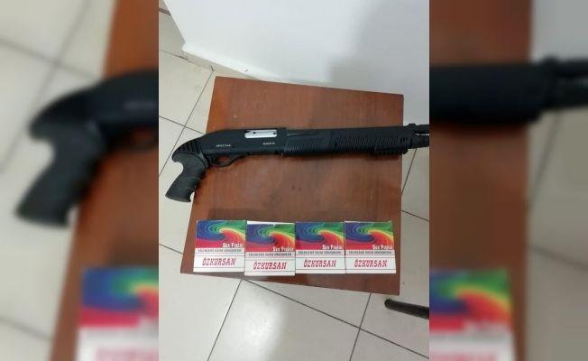 Afşin'de düğünde silahla havaya atan kişiye para cezası