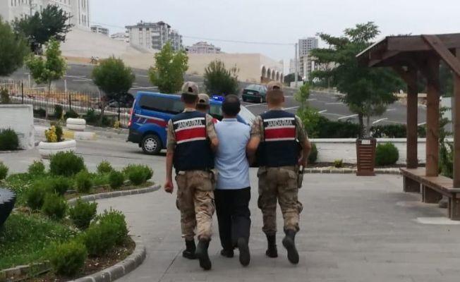 Kahramanmaraş'ta FETÖ/PDY firarisi yakalandı