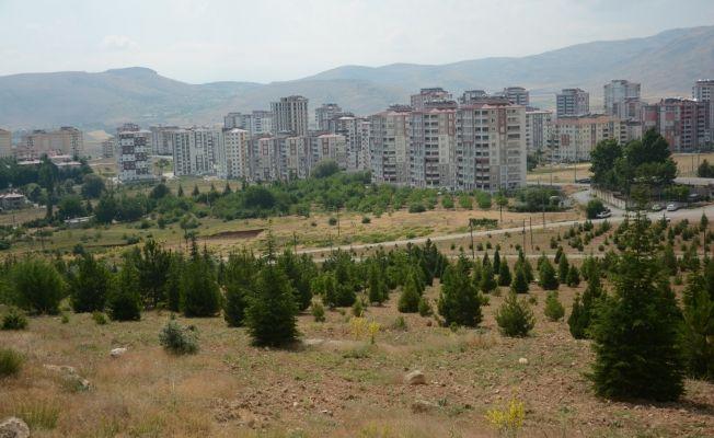"""Elbistan Belediyesi ilçemizin """"Oksijen Kaynağı"""" olan ormanlık alanları unutmadı"""