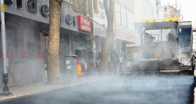 """Başkan Gürbüz'den, """"60 kilometre"""" asfalt müjdesi"""