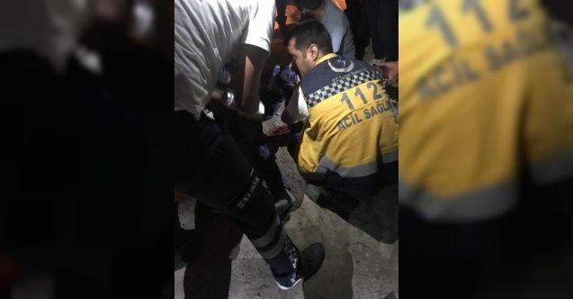 Tartıştığı ağabeyini av tüfeğiyle yaraladı