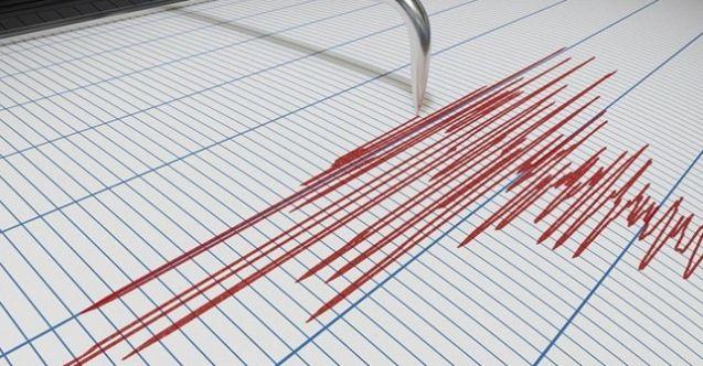 Kahramanmaraş sallandı! 3,7 büyüklüğünde deprem meydana geldi