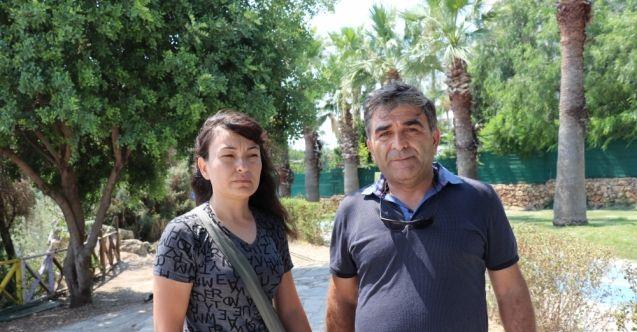 Nişanlı çiftin darbedilmesi güvenlik kamerasına yansıdı