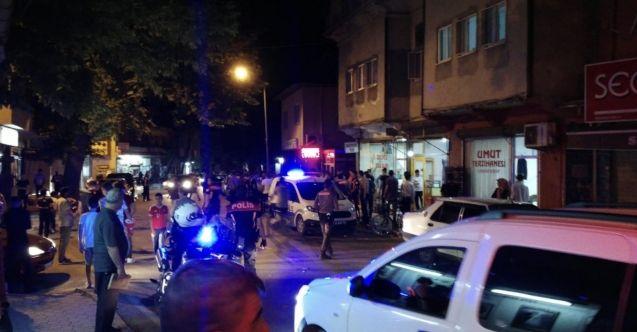 Elbistan'da Suriyeli iki grup kavga etti: 1'i ağır 2 yaralı