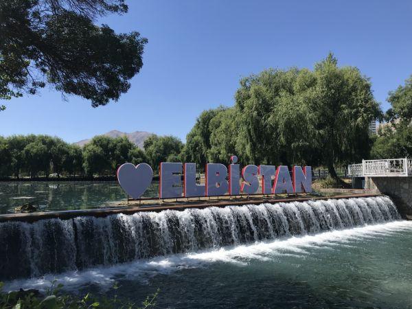 Elbistan yazısı ilgi odağı oldu! Pınarbaşı'nda değişimler başladı