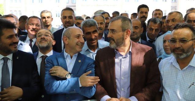 CHP Milletvekili Ali Öztunç'tan Mahir Ünal'a övgü