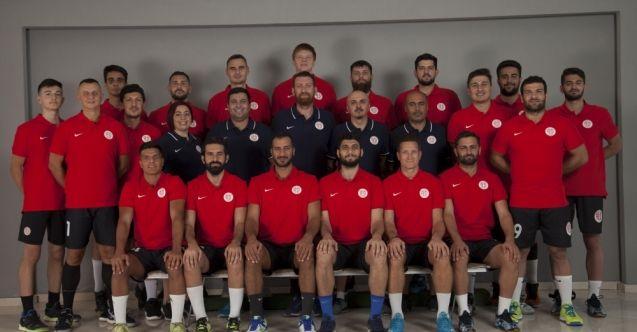 Antalyaspor, EHF Kupası ilk maçında avantaj peşinde