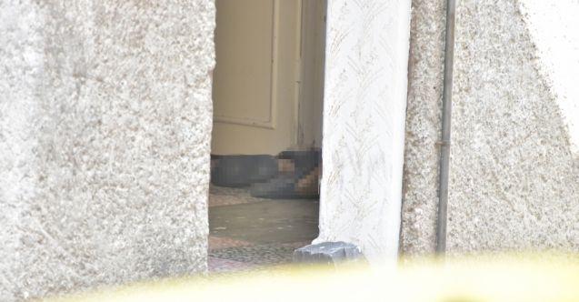 Suriye uyruklu kişi evinde ölü bulundu