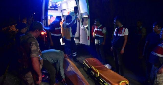 Kahramanmaraş-Ekinözü karayolunda ticari araç nehre düştü: Anne ve iki çocuğu öldü
