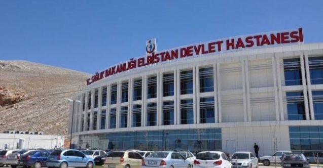 Öztunç meclise taşıdı! Elbistan Devlet Hastanesinde taciz ve porno film iddiası...