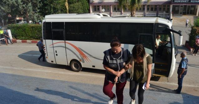 Adana'da hasarlı araç dolandırıcılığına 4 tutuklama