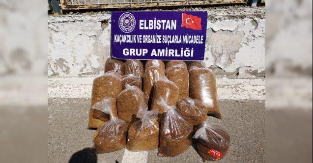 Elbistan'da 'Duman-7' operasyonu! 10 iş yerinde arama yapıldı