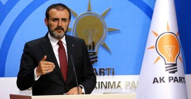 Mahir Ünal'dan HDP'li Güven'e tepki: Demokrasiyi yok etmeye çalışan HDP var