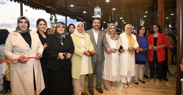 Elbistan Belediyesi kadınlara yönelik kafeterya açtı