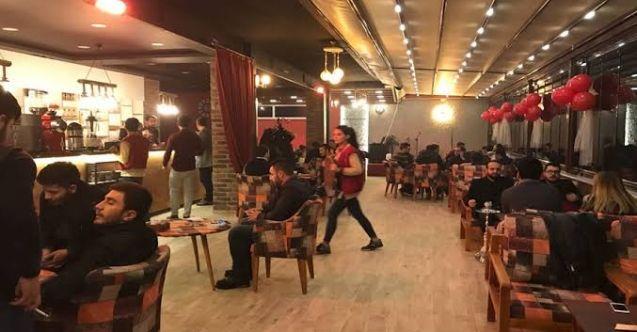 Elbistan'ın en işlek cafesi iş değişikliği nedeniyle satışa çıkartıldı