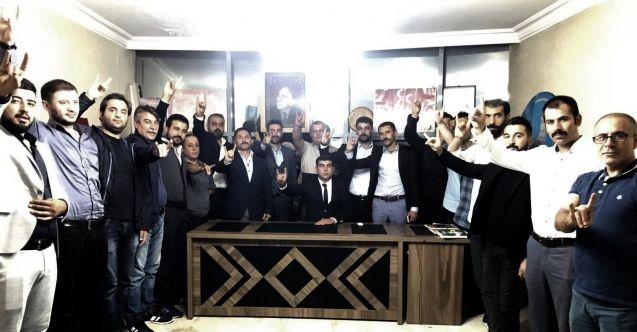 Elbistan Ülkü Ocakları'nın yeni yönetimi belli oldu