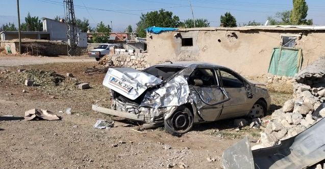 Elbistan'da feci trafik kazası: 5 kişi yaralandı