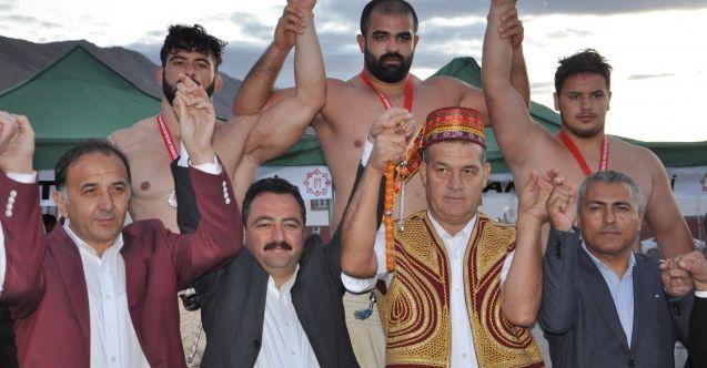 Başkan Gürbüz'ün katkılarıyla devam eden 'Şalvar Güreş Festivali' tamamlandı