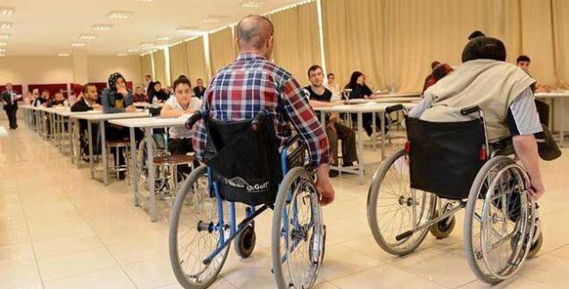 Engelli vatandaşlardan 'EKPPS ilçelerde de yapılsın' talebi