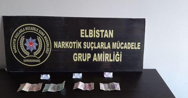 Elbistan polisinden af yok! Uyuşturucu tacircilerine operasyon: 2 gözaltı, çok sayıda uyuşturucu madde ele geçirildi