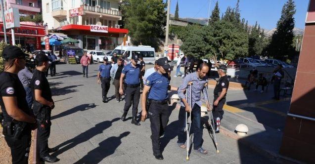 Kahramanmaraş merkezli 5 ilde silah kaçakçılığı operasyonu: 9 gözaltı