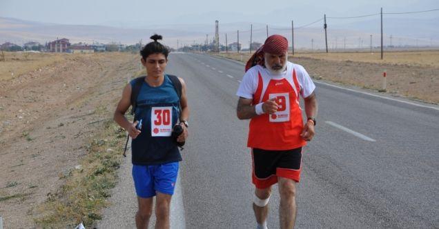 10. Elbistan-Afşin-Ekinözü Ultra Maratonu tamamlandı! Maratonu 15 sporcu tamamladı