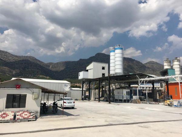 Elbistan Belediyesi'nden %50 oranında kâr sağlayacak proje! Kilit parke fabrikası kuruluyor...