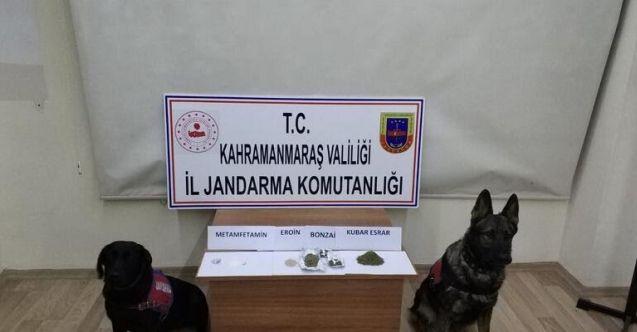 Kahramanmaraş'ta dev uyuşturucu operasyonu! 28 kişi gözaltına alındı...