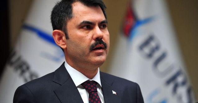 Çevre ve Şehircilik Bakanı Murat Kurum Kahramanmaraş'a geliyor