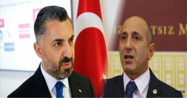 RTÜK Başkan Şahin'den CHP'li Ali Öztunç'a maaş yanıtı