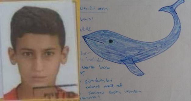 Nurhak'ta 13 yaşındaki çocuk intihar etti! Mavi Balina kurbanı mı oldu?