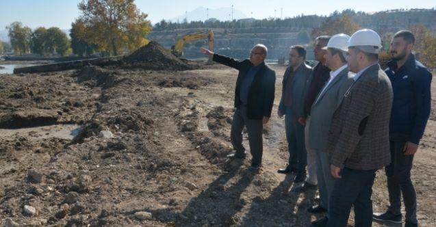 Elbistan'a Başkan Gürbüz Müjdeli haberi verdi: ikinci abant oluyor