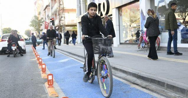 Elbistan 'Bisiklet Dostu' kent oluyor