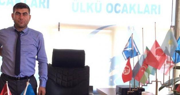 """Elbistan Ülkü Ocakları Başkanı Kaya: """"Elbistan'ın mahvolmasına ülkücüler olarak sessiz kalmayacağız"""""""