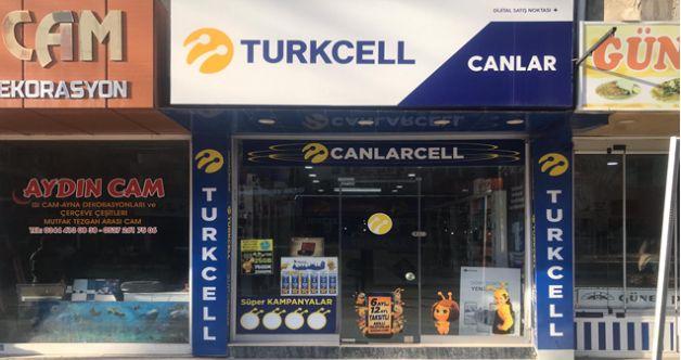 Elbistan'da yeni Turkcell bayi açıldı