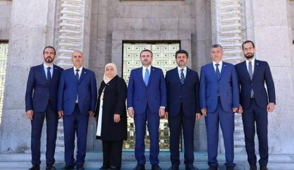 AK Parti Kahramanmaraş Milletvekilleri'nden ortak termik santrali açıklaması