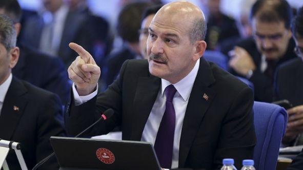 Bakan Soylu'dan Kahramanmaraşspor'a 1000 forma bağışı