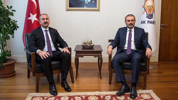 Adalet Bakanı Abdulhamit Gül, Mahir Ünal'ın öğrencisiymiş