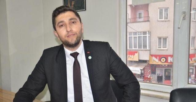 İYİ Parti Elbistan İlçe Başkanı Avukat Hüseyin Gül oldu