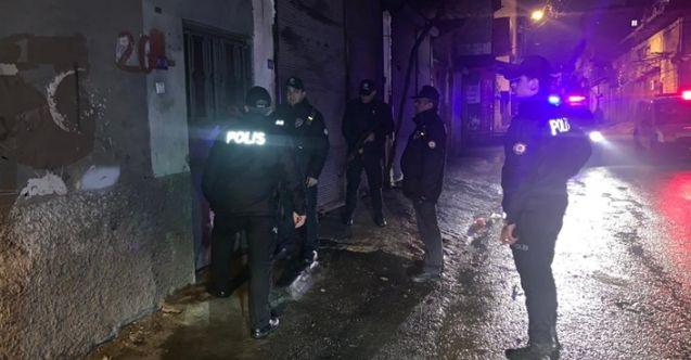 Kahramanmaraş polisinden 86 adrese operasyonu: 38 şahıs yakalandı