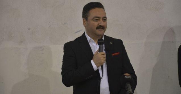 Başkan Gürbüz öğrencilere Elbistan'daki değişimi anlattı