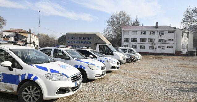 Elbistan Belediyesi araçlarını uydudan takip edecek