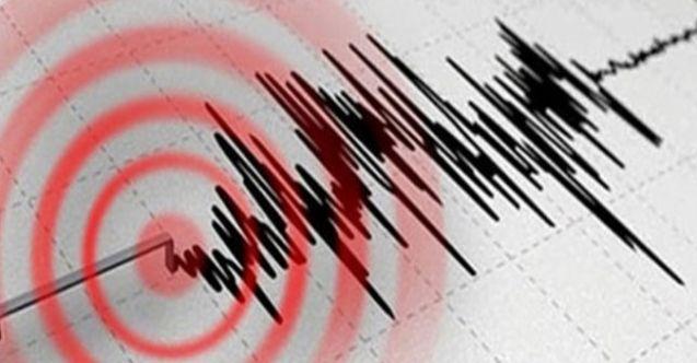 Elazığ'da 4,9 büyüklüğünde deprem ''Elbistan'dan hissedildi''