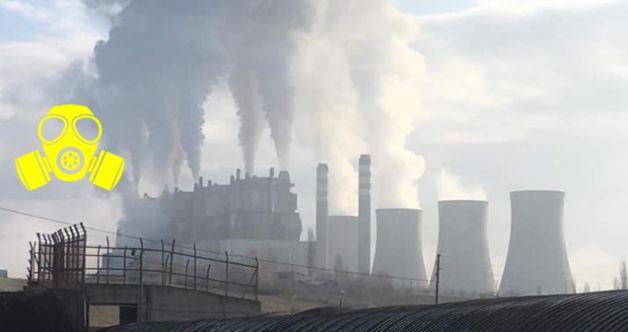 Termik santrali yeni yıla medyan okuyarak girdi! Ne oldu filtre?