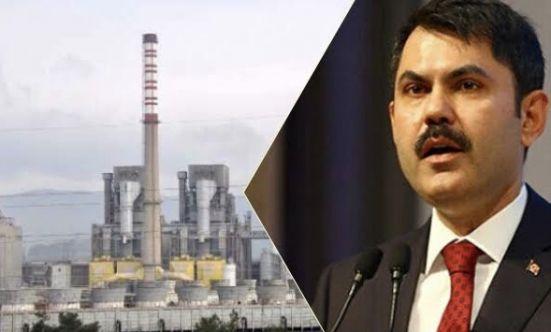 Bakan Kurum'dan önemli termik santral açıklaması
