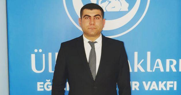 Elbistan Ülkü Ocakları Başkanı Muhammet Kaya'dan gazeteciler günü mesajı